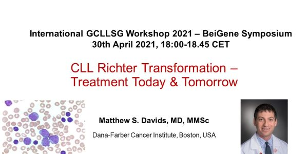 CLL Richter Transformation – Treatment Today & Tomorrow