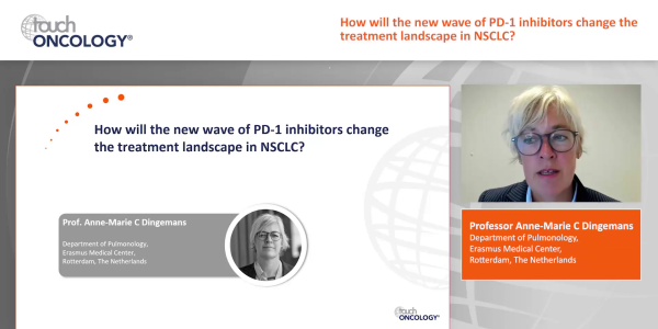 How will the new wave of PD-1 inhibitors change the treatment landscape in NSCLC?