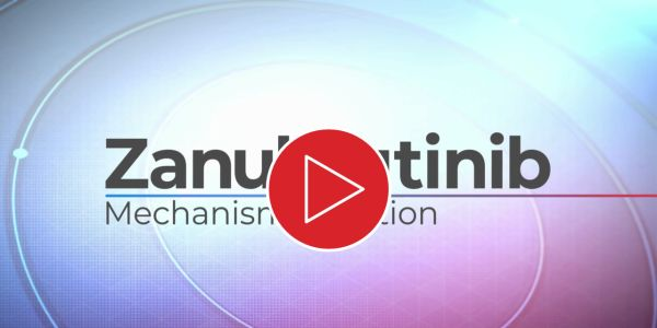 Zanubrutinib - Mode of Action